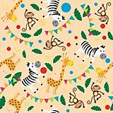 """Упаковочная бумага Феникс-Презент """"Поздравляшки и праздник"""""""