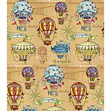 """Упаковочная бумага крафт Феникс-Презент """"Воздушные шары"""""""