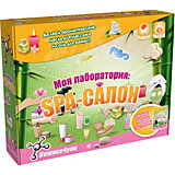 Набор опытов Science4you Моя лаборатория: SPA-салон
