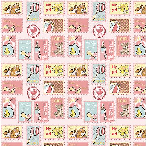 """Упаковочная бумага Феникс-Презент """"Нежно розовый подарок"""" от Феникс-Презент"""
