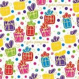 """Упаковочная бумага Феникс-Презент """"Цветные подарки"""""""