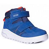 Утеплённые ботинки ECCO