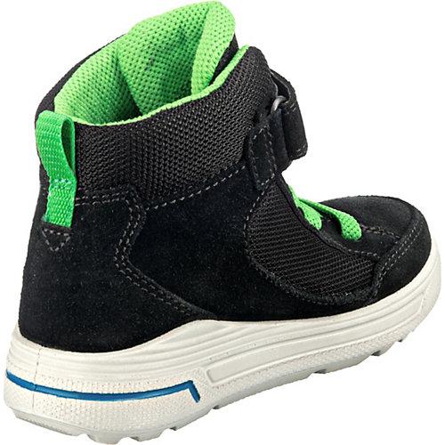 Утеплённые ботинки ECCO - черный от ecco