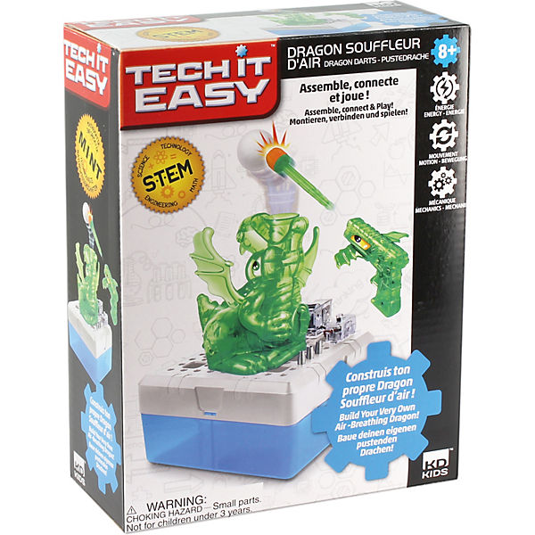 Tech it Easy - Pustedrache