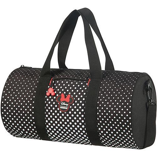 Дорожная сумка American Tourister Минни в горошек - разноцветный от American Tourister