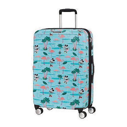 Чемодан American Tourister Минни Майями пляж, высота 77 см - разноцветный от American Tourister