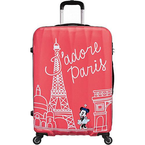 Чемодан American Tourister Минни Париж, 88л - разноцветный от American Tourister