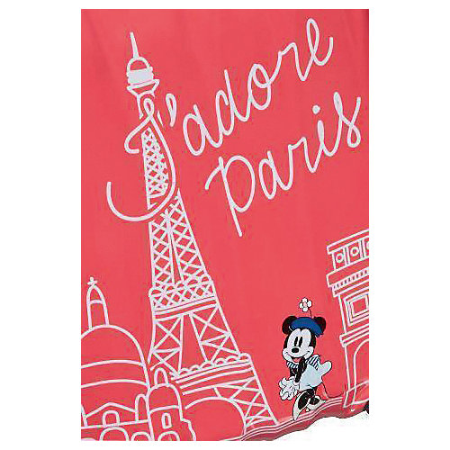 Чемодан American Tourister Минни Париж, 63л - разноцветный от American Tourister