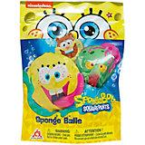 Мяч-антистресс SpongeBob, 5 см