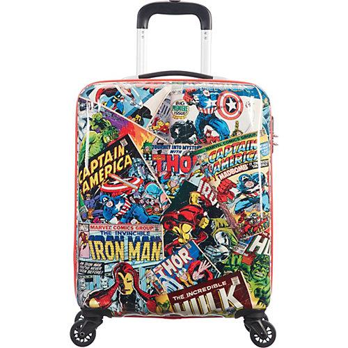 Чемодан American Tourister Комиксы, 36 л - разноцветный от American Tourister