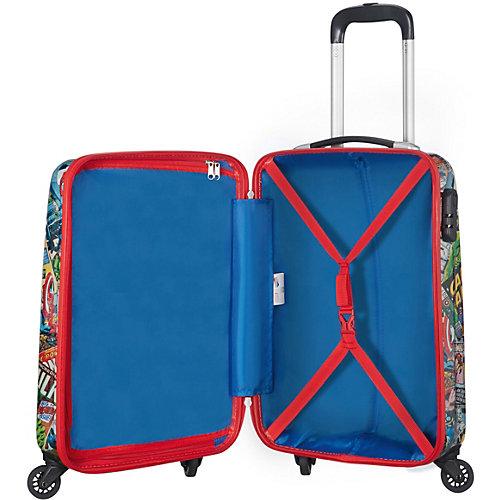 Чемодан American Tourister Комиксы, высота 55 см - разноцветный от American Tourister