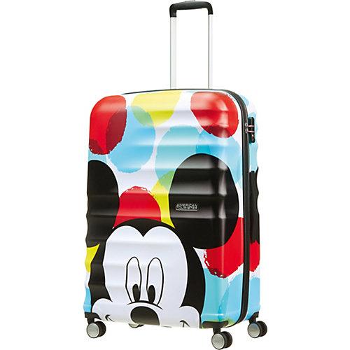 Чемодан American Tourister Микки крупным планом, 96 л - разноцветный от American Tourister