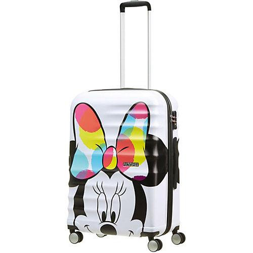 Чемодан American Tourister Минни крупным планом, 64 л - разноцветный от American Tourister