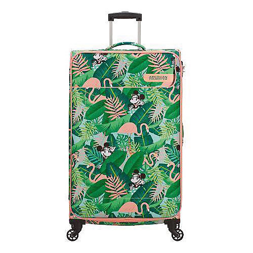 Чемодан American Tourister Минни пальмы, 99,5 л - разноцветный от American Tourister
