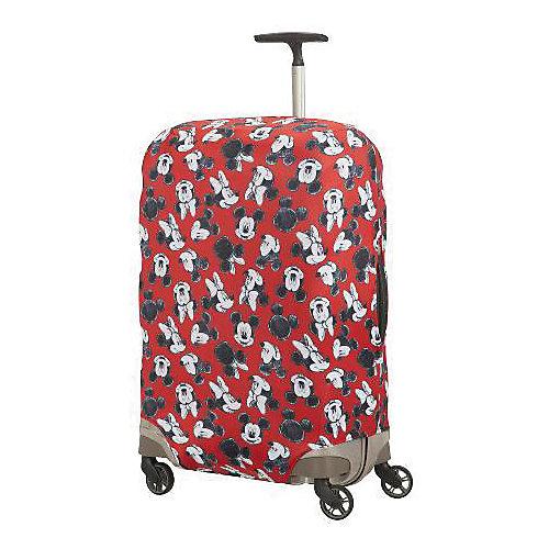 Чехол для чемодана Samsonite Микки, Минни, красный 69-75 см - разноцветный от Samsonite