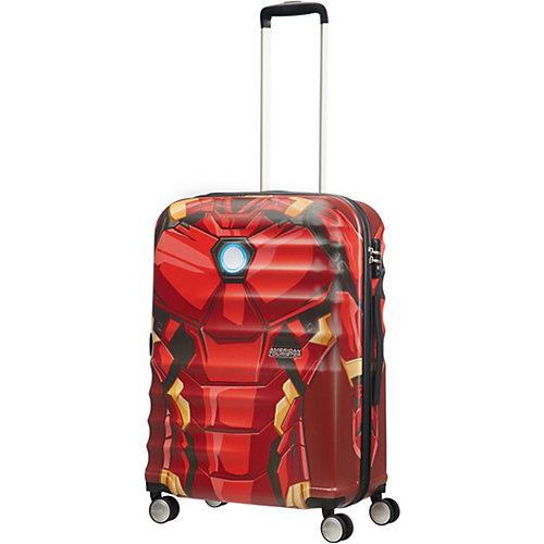 Чемодан American Tourister Железный Человек, 64 л - разноцветный от American Tourister