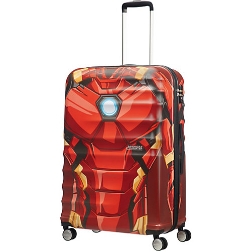 Чемодан American Tourister Железный Человек, 96 л - разноцветный от American Tourister