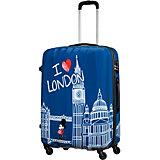 Чемодан American Tourister Микки Лондон, 88л