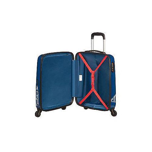 Чемодан American Tourister Микки Лондон, 88л - разноцветный от American Tourister