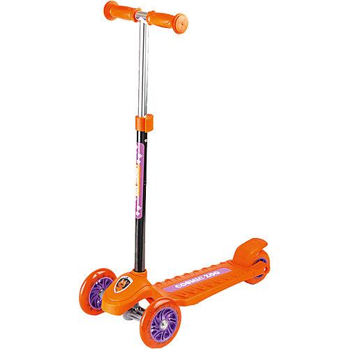 Трехколесный самокат Small Rider Galaxy One, оранжевый от Small Rider
