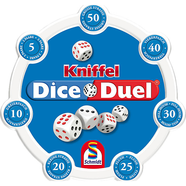 Kniffel Dice Duel
