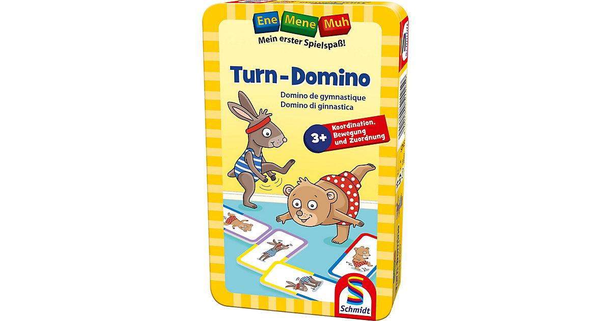 Ene Mene Muh, Turn-Domino, Metalldose