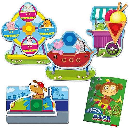"""Развивающая игра Vladi Toys """"Малыш сможет"""" Парк развлечений для самых маленьких от Vladi Toys"""
