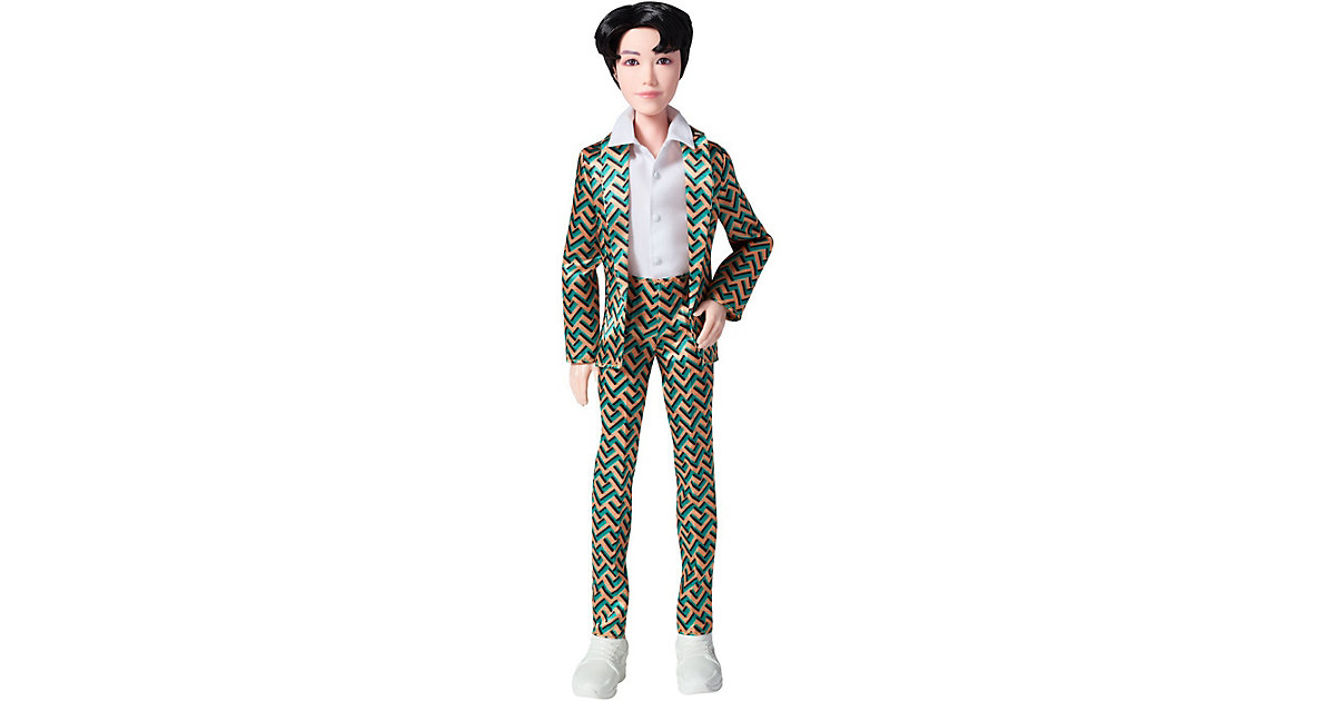 BTS Core Fashion Puppe J-Hope grün