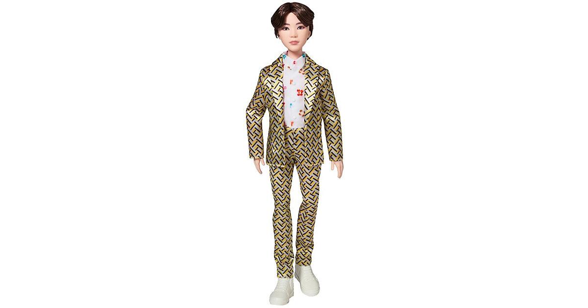 BTS Core Fashion Puppe Suga gelb-kombi