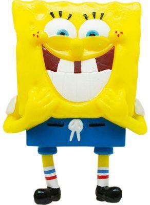 """Игрушка-антистресс SpongeBob """"Смеющийся Губка Боб"""", 9 см"""