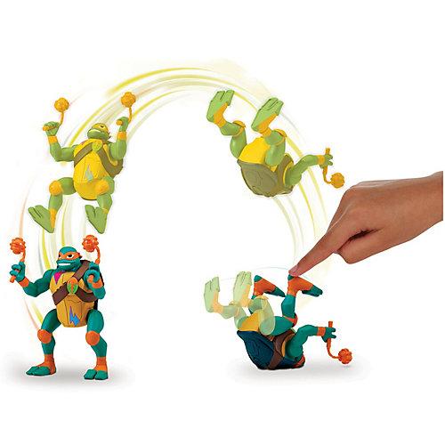 Фигурка Playmates Черепашки-ниндзя Микеланджело ниндзя-атака, серия  ROTMNT от PLAYMATES