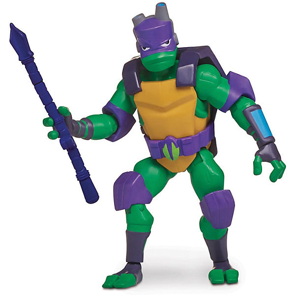 ROTMNT - 10 cm Basic Action Figur Donatello