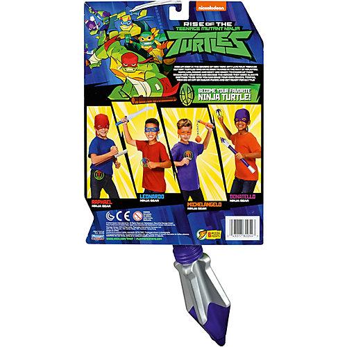 Боевое оружие Playmates Донателло Мистический техно-посох, серия ROTMNT от PLAYMATES