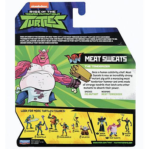 Фигурка Playmates Черепашки-ниндзя Злодей шеф-повар, серия ROTMNT от PLAYMATES