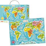"""Пазл Dodo """"Карта мира"""", 100 элементов"""
