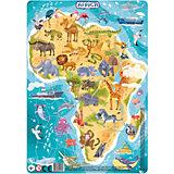 "Пазл в рамке Dodo ""Африка"", 53 элемента"