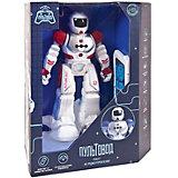 """Интерактивный робот Junfa """"Пультовод"""" 32 см, бело-красный"""