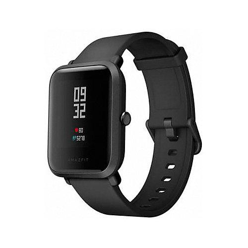 Фитнес-часы Xiaomi Amazfit Bip, черные
