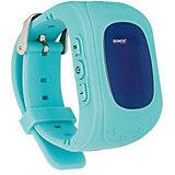 Часы Smart Baby Watch Q 50, голубые