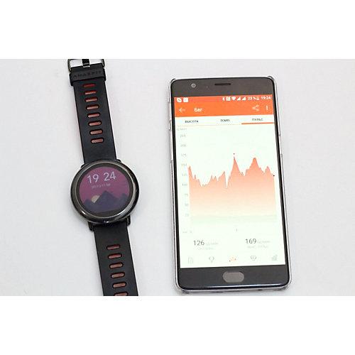 Часы Xiaomi Amazfit Pace, черные