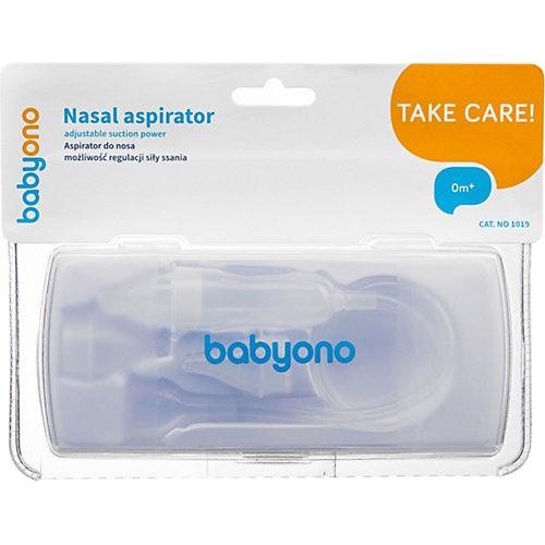 Аспиратор назальный BabyOno - белый от BabyOno