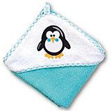 Полотенце для купания Uviton Baby 100х100 см, Пингвин