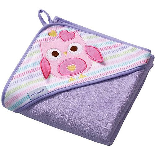 Полотенце BabyOno Soft 100х100 см - фиолетовый