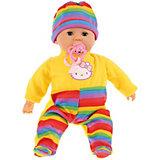 Интерактивная кукла-пупс Карапуз Hello Kitty 35 см, плачет
