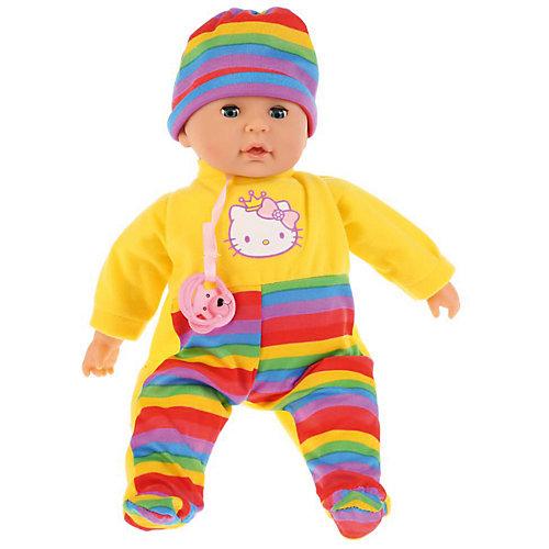 Интерактивная кукла-пупс Карапуз Hello Kitty 35 см, плачет от Карапуз