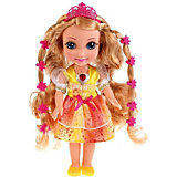 Кукла Карапуз Принцесса Амелия 36 см, озвученная