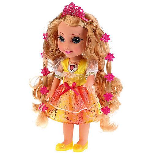 Кукла Карапуз Принцесса Амелия 36 см, озвученная от Карапуз