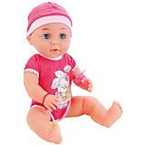 Интерактивная кукла-пупс Карапуз 40 см, 3 функции