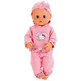 Интерактивная кукла-пупс Карапуз Hello Kitty с набором доктора 40 см
