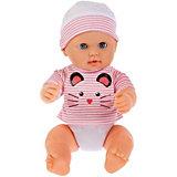 Интерактивная кукла-пупс Карапуз 40 см, озвученная